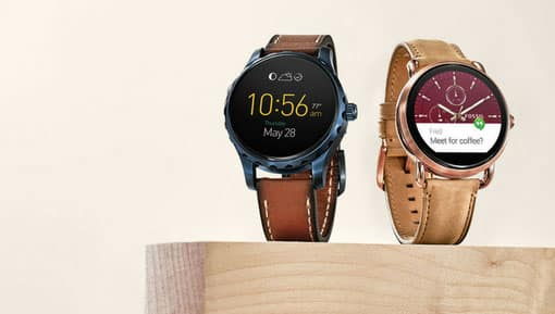 fossil introduces new range of smart watches hybrid watches and fitness trackers in india the. Black Bedroom Furniture Sets. Home Design Ideas